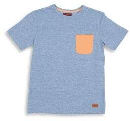 7 For All Mankind Toddler's, Little Boy's& Boy's Crewneck Tee