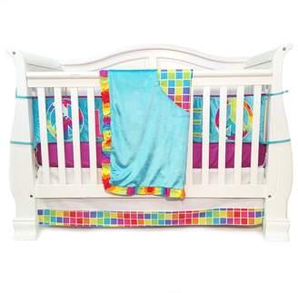 One Grace Place 10-34102 Terrific Tie Dye-Infant Set (4pc)