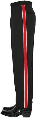 Calvin Klein 22cm Dry Handfeel Wool Gabardine Pants