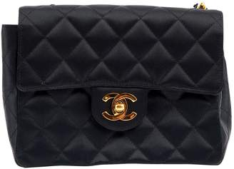 Chanel Timeless cloth handbag