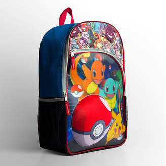 Pokemon LICENSED PROPERTIES Backpack