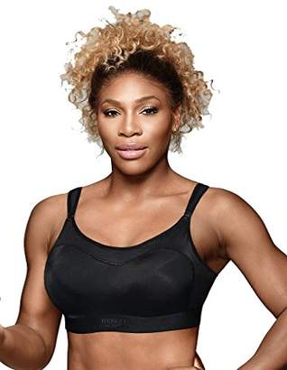Berlei Women's Sf4 Extreme Impact Contour Underwire Sports Bra Ultimate Performance Crop Top