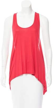 Gryphon Braid-Accented Racerback Top w/ Tags