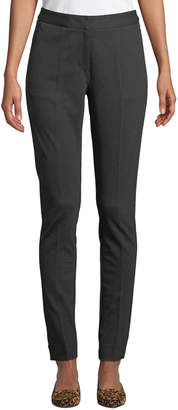 Neiman Marcus Willow Mid-Rise Skinny Riding Pants