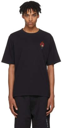 Unravel Black Snake Skate T-Shirt