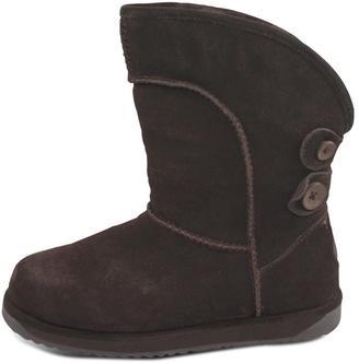 Emu Australia Mid Flat Boot $200 thestylecure.com