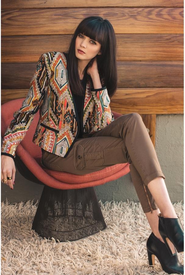 Trina Turk Moderna Jacket