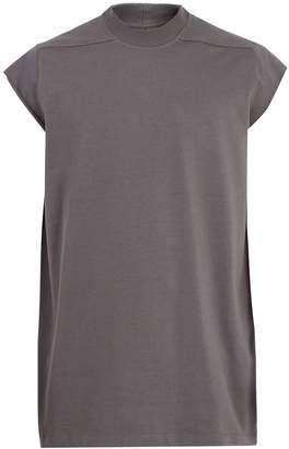 Rick Owens Ribbed-neck cotton-jersey T-shirt