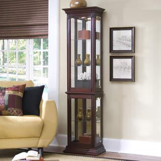 Charlton Home Elliot Display Cabinet