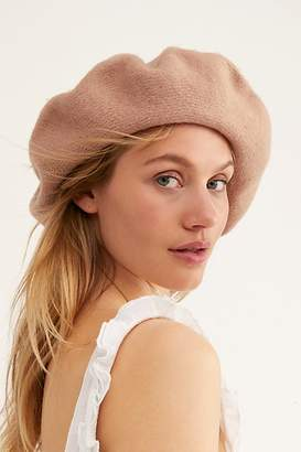 Free People Margot Slouchy Beret