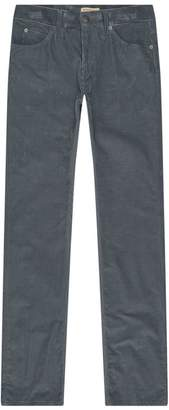 Burberry Flare Corduroy Trousers