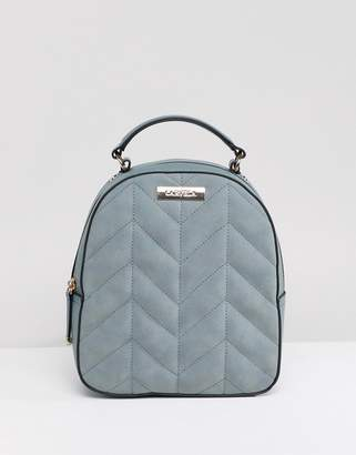Carvela Mini Quilted Backpack