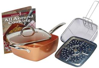 Copper chef As Seen on TV Copper Chef 5-pc. Cooking Set