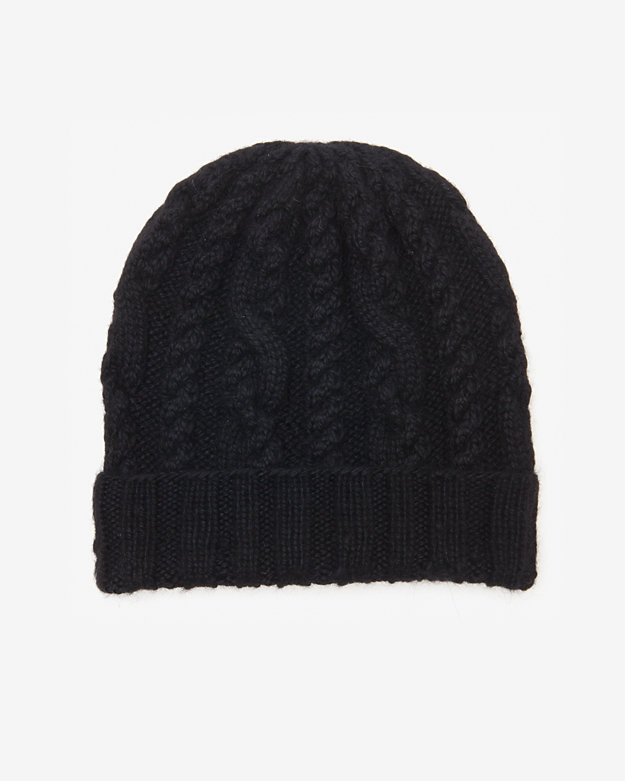 Eugenia Kim Knit Beanie: Black