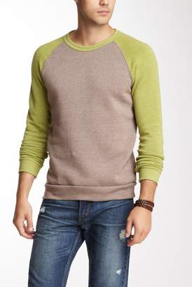 Alternative Apparel Colorblocked Champ Sweater