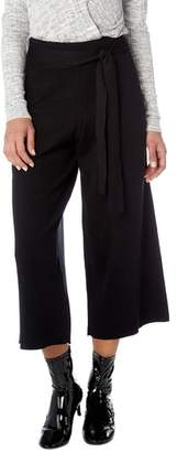 Michael Stars Luxe Cotton Blend Culottes