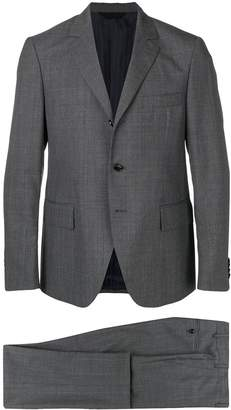 Piombo MP Massimo Prince of Wales check suit