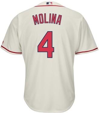 Majestic Big & Tall St. Louis Cardinals Yadier Molina Cool Base Replica Jersey