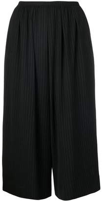 Antonio Marras cropped palazzo pants