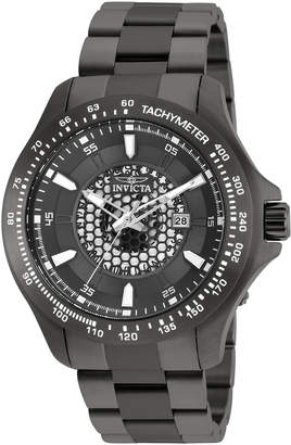 Invicta 25339 Gunmetal Speedway Watch