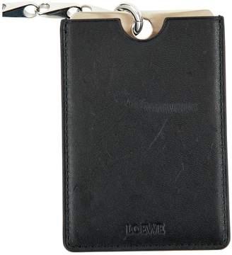 Loewe Leather bag charm