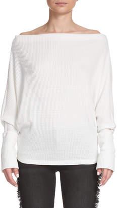 Elan International Wide Neck Sweater