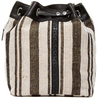 Kelsi Dagger Dusen Backpack $188 thestylecure.com