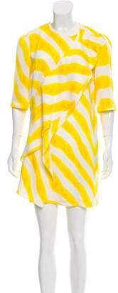 Just Cavalli Mini Shift Dress