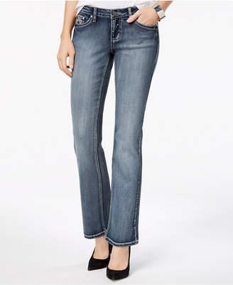 Indigo United Juniors' Embellished Bootcut Jeans