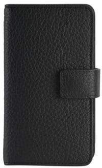 GiGi New York Pebbled Leather iPhone 6 Case Wallet