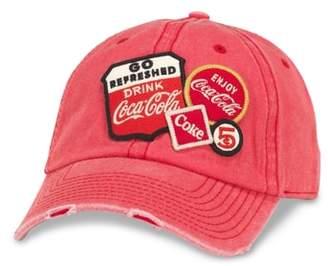 American Needle Iconic - Coke(R) Ball Cap
