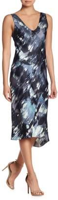 Go Silk go > by GoSilk Go Glam Bias Sleeveless Silk Dress