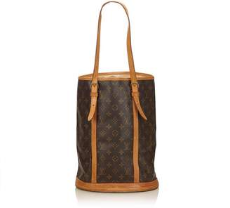 Louis Vuitton Vintage Monogram Bucket Gm