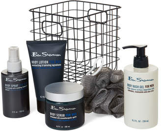 Ben Sherman 5-Piece Body Care Gift Set