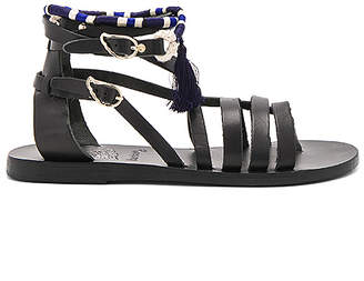 Ancient Greek Sandals x lemlem Satira Wrap Sandal