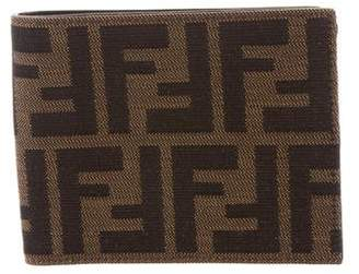Fendi Zucca BiFold Wallet