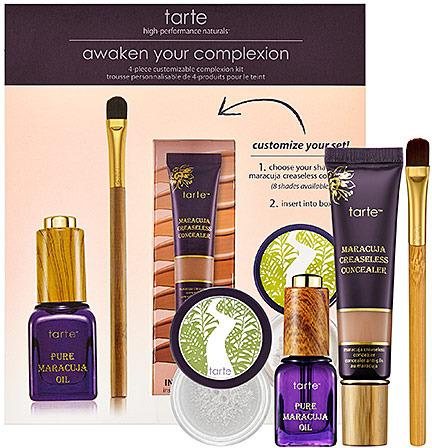 Awaken Your Complexion 4-Piece Customizable Complexion Kit