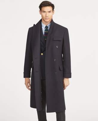 Ralph Lauren Polo Wool-Blend Topcoat