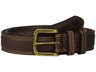 Ariat Classic Belt w/ Double Keepers
