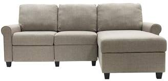 Serta at Home Copenhagen Reclining Sectional
