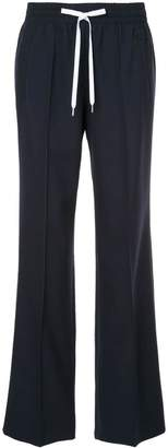 Miu Miu drawstring-waist tailored trousers