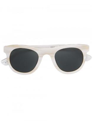 Dries Van Noten x round frame sunglasses
