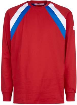 Givenchy Diagonal Stripe T-Shirt