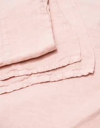 Hawkins New York Simple Linen Flat Sheet - Queen