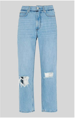 Whistles Hollie Straight Leg Rigid Jean