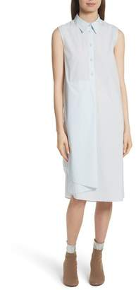 MM6 MAISON MARGIELA Sleeveless Shirtdress