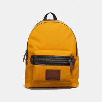 Coach Academy Backpack In Cordura Fabric