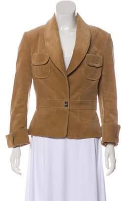Balenciaga Corduroy Tailored Jacket Corduroy Tailored Jacket