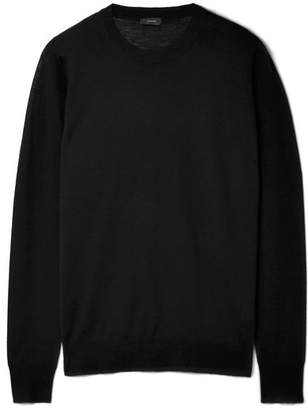 Joseph Cashmere Sweater - Black