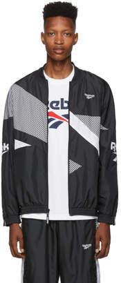 Vector Reebok Classics Black Classics Jacket